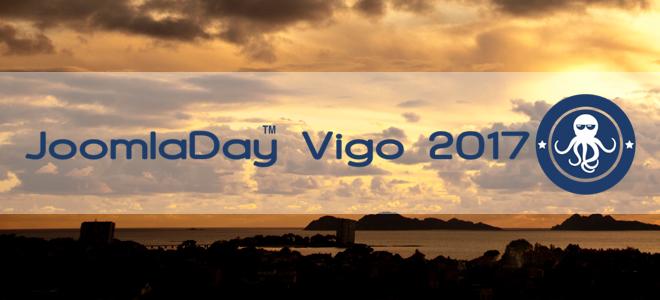 JoomlaDay Vigo 2017