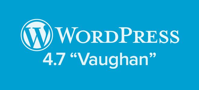 Las novedades de WordPress 47