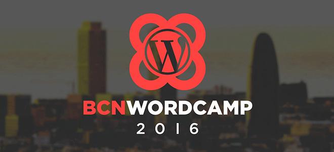 WordCamp Barcelona 2016, del 2 al 4 de Diciembre