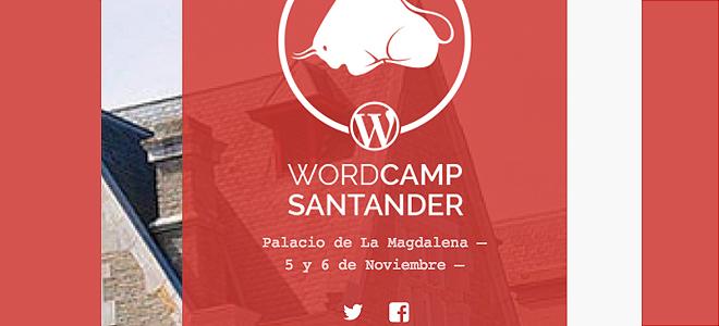 WordCamp Santander 2016