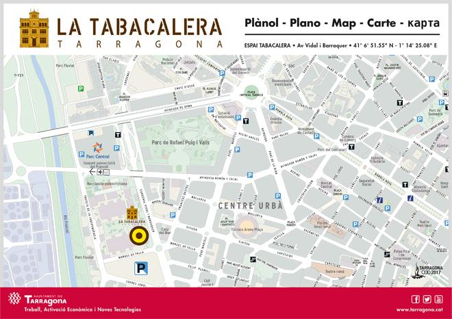 Espai Tabacalera, Tarragona Impulsa, WordPres Tarragona