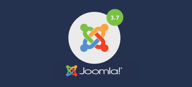 Novedades Joomla 3.7